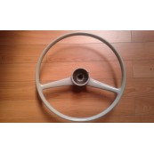 Fiat 600 d steering wheel used