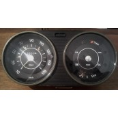 Fiat 124 special instruments