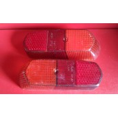 Plastic rear lights Nsu Prinz 4
