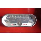Fiat 1400 B strumentazione