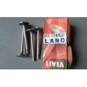 Lancia Ardea 6 volts exhaust valves