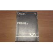 Lancia Prisma manuale assistenza tecnica